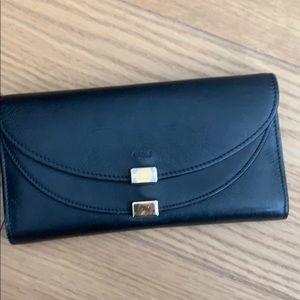Chloe leather wallet